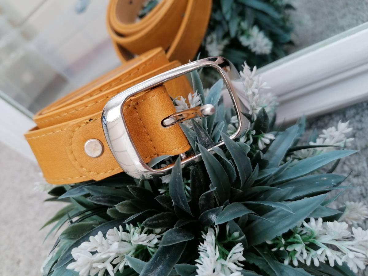SA-12027 belte yellow