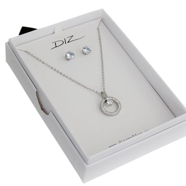 Bilde av Box 13 smykkesett i gaveeske